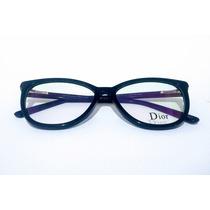 Armação Óculos Grau Feminina D.33 Importado Frete Grátis à venda em ... dd055018cb
