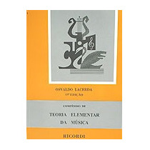 Compendio De Teoria Elementar Da Musica - Lacerda, Osvaldo