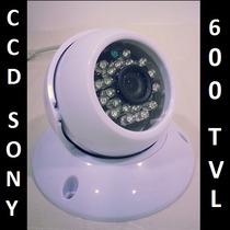 Camera Infra Vermelho Dome 25 30 Mts Mesmo Ccd Da Intelbras