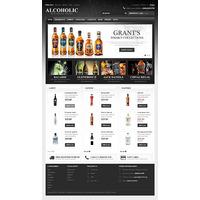Template Joomla 2.5 Virtuemart Para Loja De Bebidas - 46166