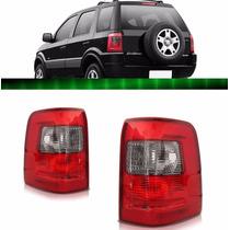 Lanterna Traseira Fumê Ford Ecosport 2004 2005 2006 2007