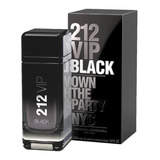 Perfume 212 Vip Black Own The Party 100ml