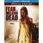 Blu-ray Fear The Walking Dead Season 1 {import} Novo Lacrado
