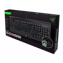 Teclado Razer Gamer Blackwidow 2014 Usb