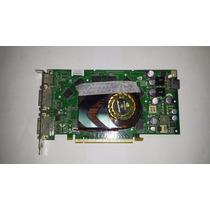 Placa De Video Nvidia Quadro Fx3450 Dual Dvi Cn-ot9099 Usado