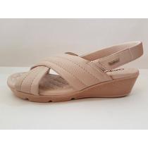 a9cb331185 Feminino Sandálias Comfortflex com os melhores preços do Brasil ...