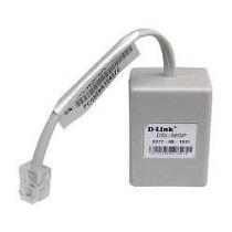 200 Micro Filtro Duplo Original D-link Adsl2 + Frete Gratis
