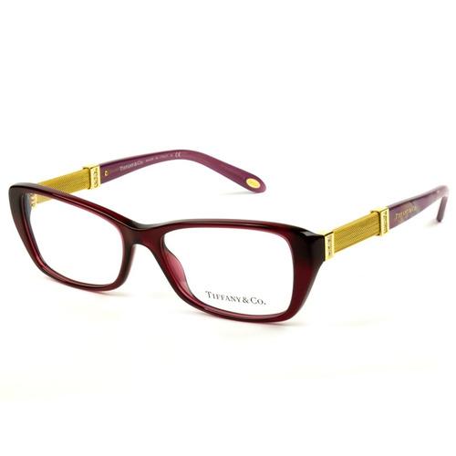 011458e28 Óculos De Grau Tiffany & Co Tf 2117-b 8003 53 - Nota Fiscal. R$ 1399