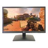 Monitor Gamer Lg Led 21,5 Ips Fullhd Vga Dvi Hdmi 22mp55vq-b