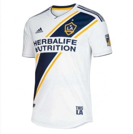3d90f31656 Camisa Los Angeles Galaxy 2018 19 - Modelo Jogador