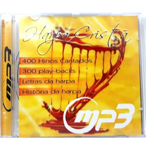 Cd Harpa Cristã Completa Mp3
