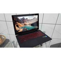 Notebook Ultrabook Gamer Lenovo Y50-70 Multitouch Semi-novo