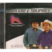 Cd - Rionegro & Solimões - Novo Millennium - Lacrado