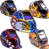 Mascara Solda Eletronica Automática Regulavel Escolha Modelo