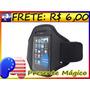 Armband Braçadeira Incase Em Neoprene Para Iphone 2, 3 E 4