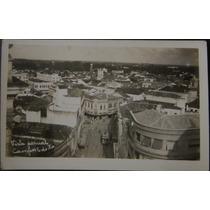 Cartão Postal Antigo Campos Dos Goytacazes Rj Vista Parcial