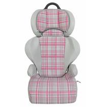 Cadeira Para Carro/ Xadrez Rosa/ Crianças 15 A 36kg/tutti