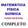 Matemática + Física + Química Aulas - Pague Com Mercado Pago