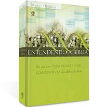 Manual Bíblico Entendendo A Bíblia Livro Cpad