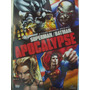 Dvd - Superman/batman Apocalypse Dc Universe