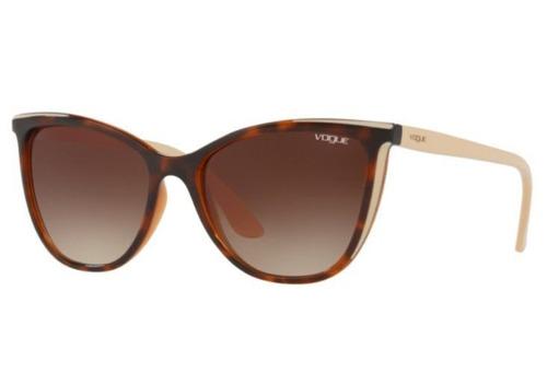 7a5de23e07f3b Oculos Sol Vogue Vo5252s 265413 56 Marrom Havana L Marrom De