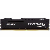 Memória 8gb Ddr4 2133mhz Kingston Hyperx Black Fury