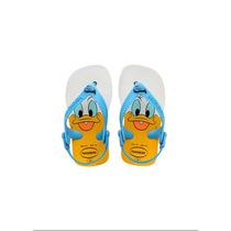 Sandálias Baby Disney Classics Pato Donald 19 - Havaianas