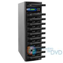 Duplicadora De Dvd E Cd 11 Gravadores Sony 5280s Dual Layer