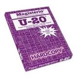 Papel Hectografico U-20 Roxo Hc-101  Cx 100 Jg - Promoção