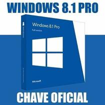 Windows 8 Pro / 8.1 Pro - Chave Original - Ative Online