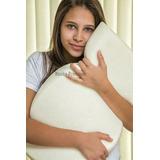Travesseiro Magnético Cervical, Legítimo Kenko Premium Anatômico 09/11cm Látex Hr Ortopédico Original Kenko