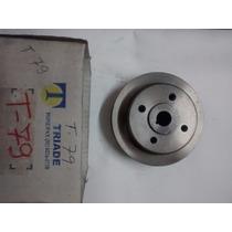 Polia Bomba Dagua Perkins Motor 4236 D10/20 C/d/h C/2canalet