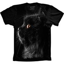 b3147b7304 Busca camisetas da mulher gato com os melhores preços do Brasil ...