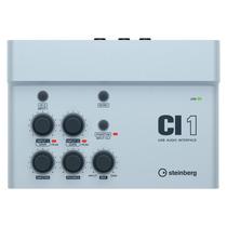 Steinberg Ci1 . Interface De Audio Usb . Loja . Gtia !