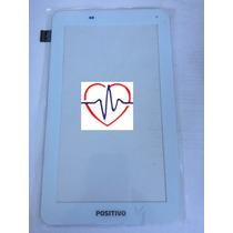 Tela Touch Screen Tablet Positivo T750 3g Branco Centro Rj
