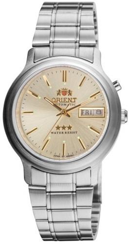 1d9bd027ec6 Relógio Orient Masculino Automático Aço 32100