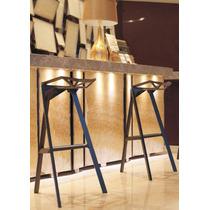 Banquetas Altas Bar E Cozinha -arrojadas Em Aluminio