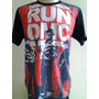 Camiseta Run Dmc - Old School Hip Hop
