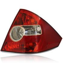 Lanterna Traseira Fiesta Sedan 04 A 2010 Bicolor Ld Direito