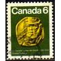 Col 00855 Canada 452 Construtor Estradas De Ferro Trem U