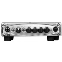 Cabeçote Contra Baixo Gallien Krueger Mb 200 200watts Cubo