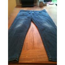 Calça Jeans Oakley Slim Fit Tam 42