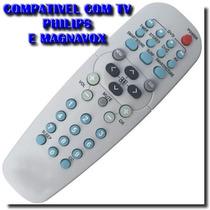 Controle Remoto Tv Philips Magnavox
