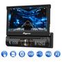 Dvd Quatro Rodas Mtc6617 1 Din Retrátil Usb + Gps Outlet