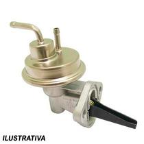 Carburador Simples Cromado Brosol Chevy 1982 A 1986