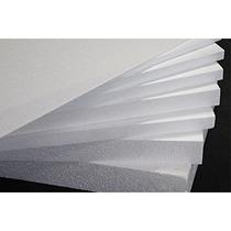 Chapa De Isopor P3 Tipo 5 - Medidas: 100 Cm X 50 Cm X 10 Cm