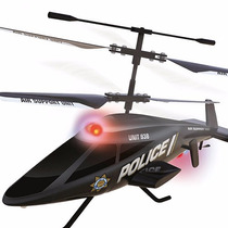 Helicóptero Controle Remoto Aero Comando Dtc Com Som E Luzes