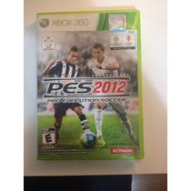 Pes 2012 Xbox360 - Ótimo Estado De Conservação!
