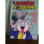 Livro O Laboratório Maluquinho - Ziraldo - Nº 1