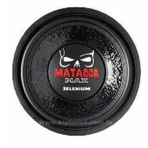 Subwoofer Selenium Matador Max 15â³ 15sw12a 2+2